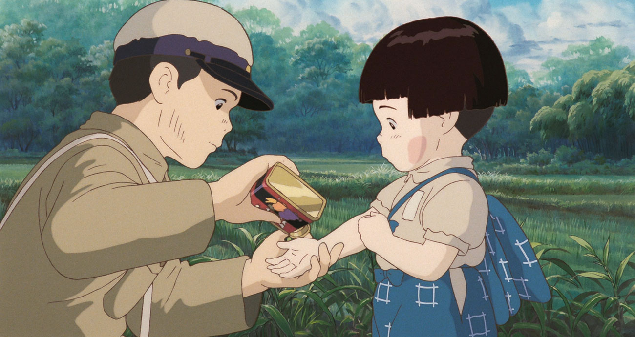 Image result for grave of the fireflies place